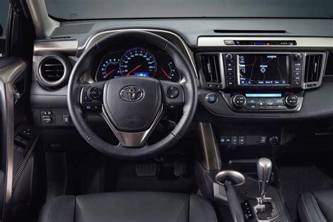 Toyota Rav4 Interior Dimensions Image Gallery 2017 Rav4 Interior