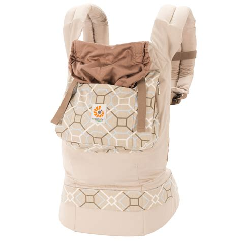 Ergo Ergothe Collection by Ergo Baby Carrier Lattice Bco25220nl Organic Collection