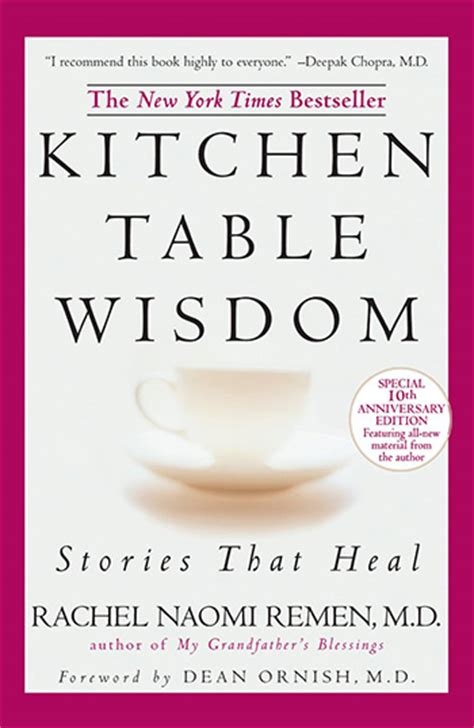 kitchen table wisdom stories that heal ona