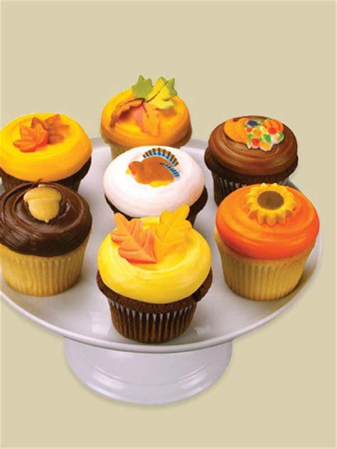 Autumn cupcake ideas images