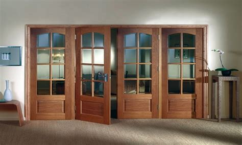 Bookcase With Frosted Glass Doors Bookcase Room Dividers Ideas Double French Doors
