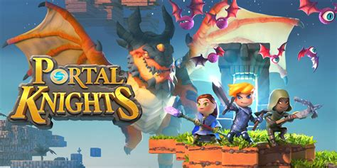 Switch Portal Knights Reg Usa portal knights nintendo switch nintendo