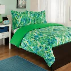 buy green and blue comforter sets from bed bath beyond