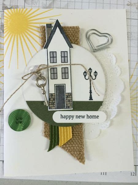 new month card happy new home www stingwithlinda check out my st of the month kit program