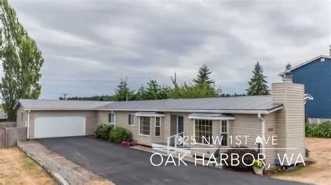 houses for sale oak harbor wa sold homes for sale oak harbor 325 nw 1st ave oak harbor wa youtube