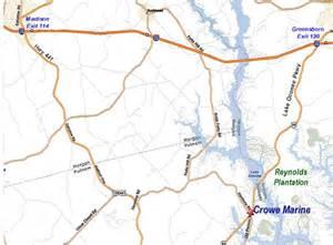 location and directions to crowe marine eatonton ga