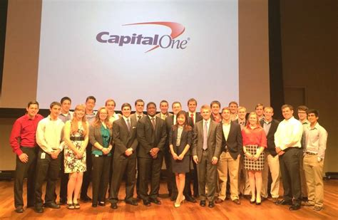 Capital One Mba Intern by Capital One Tdp Internship Summer 2014 Review