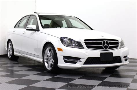 used mercedes c class mercedes benz 2014 c class white www imgkid com the