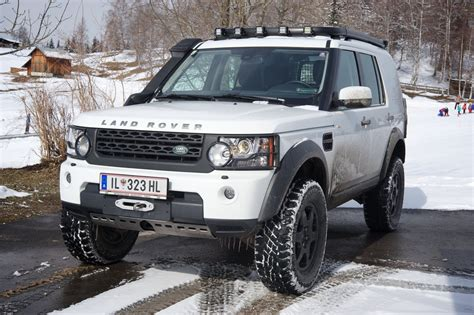 land rover lr4 white white lr4 build land rover land
