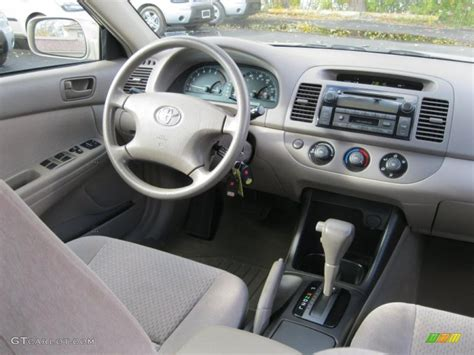 2003 Toyota Camry Interior taupe interior 2003 toyota camry le photo 38756388