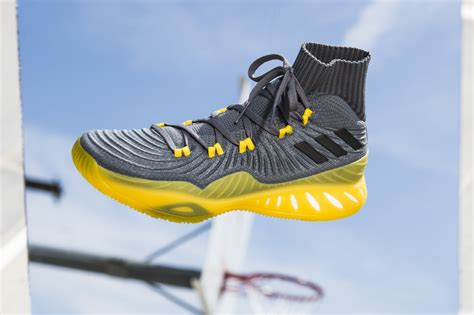 adidas announces release  crazy explosive  basketball shoe