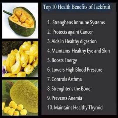 benefits of jack fruit [artocarpus heterophyllus] | fruits