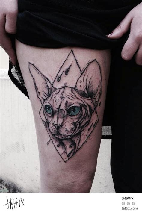 sphynx tattoo 17 best ideas about sphynx cat on