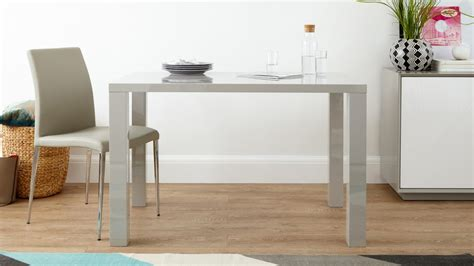 grey high gloss dining table uk delivery
