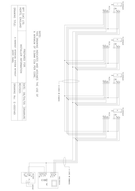 Exelent 2 5mm To Handset Color Wiring Diagram Ensign Electrical And ...