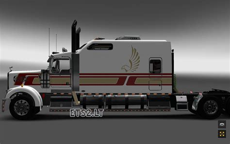 kenworth w900b eagle