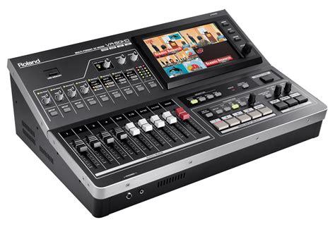 Mixer Roland roland vr 50hd audio vision mixer event equipment