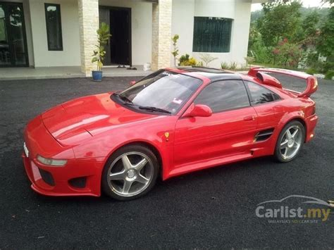 free car manuals to download 1992 toyota mr2 windshield wipe control toyota mr2 1992 gti 2 0 in selangor manual coupe red for rm 42 000 1612879 carlist my