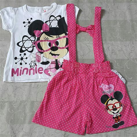Overoll Anak jual baju setelan celana kaos overall anak bayi perempuan