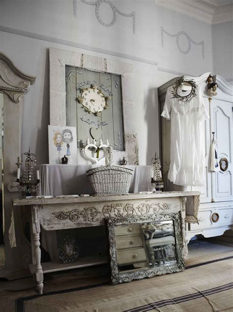 Vintage Shabby Chic Decorations - vintage interior design the nostalgic style