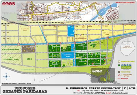layout plan sector 56 faridabad bptp parkland villa location map in sector 88 greater