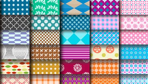 download pattern for web design free download 100 repeating vector patterns from freepik