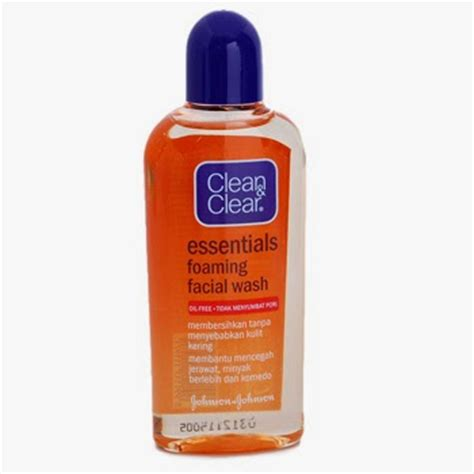 Pembersih Clean Clear welcome to my review clean clear essentials foaming wash