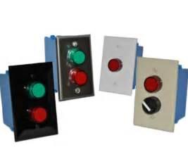 Switch Lighting Led Bulb Led Production Timer Counter Signaworks