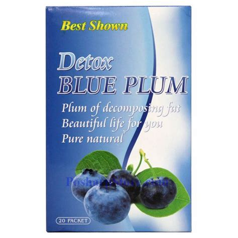 Detox Bath For Weight Loss by Detox Blue Plum