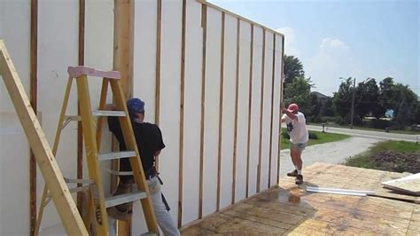 how to build own house ez sips for green leed home construction build your