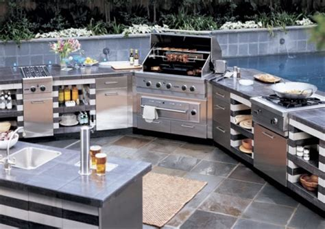 outdoor kitchens appliances outdoor kitchen appliances cheap prefab outdoor kitchen
