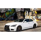 Tweaked Lexus LS F Sport With Vossen CVT Wheels  ForceGTcom