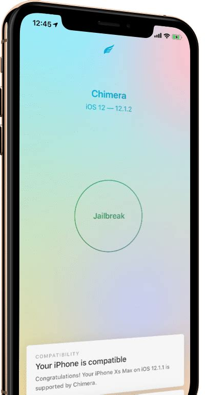 jailbreak iphone xs iphone xr on ios 12 ios 12 1 2 using chimera jailbreak how to