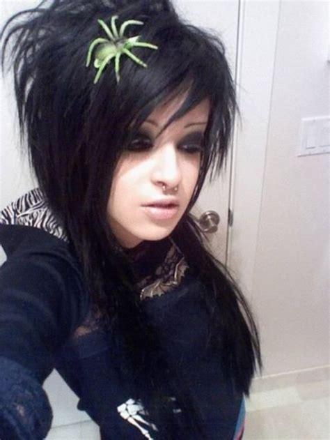 old goth bangs hairstyle 67 emo hairstyles for girls i bet you haven t seen before