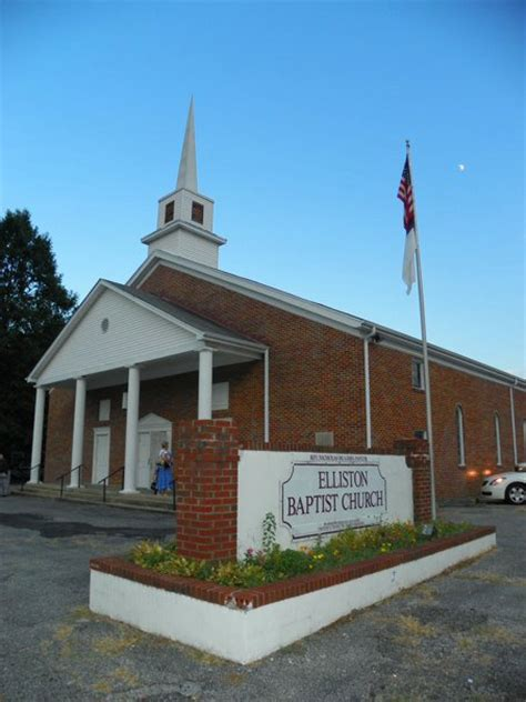 elliston baptist church academy home