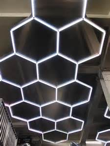 hexagon ceiling light ceiling tiles