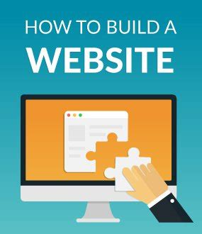 how to build a website: the step by step guide to easy