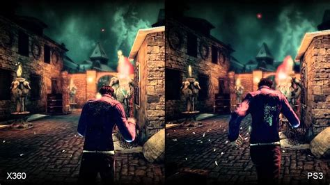shadows of the damned ps3 xbox 360 comparison
