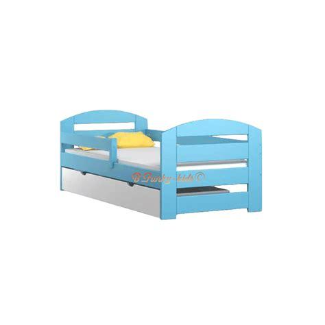 letto singolo in legno letto singolo in legno di pino massello kam3 con cassetto