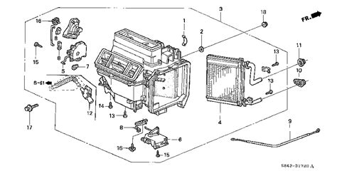 hvac blend door actuator testing solved honda tech service manual how to replace 2010 honda element blend door actuator service manual how to