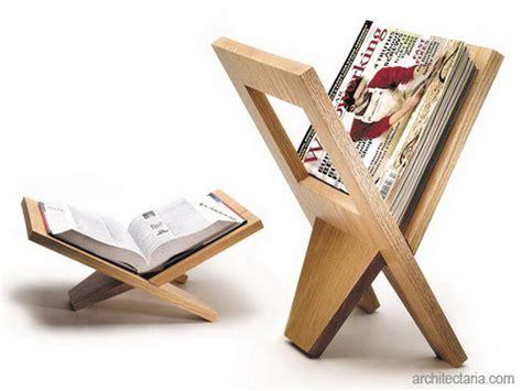 desain tempat majalah alternatif penggunaan rak majalah pt architectaria