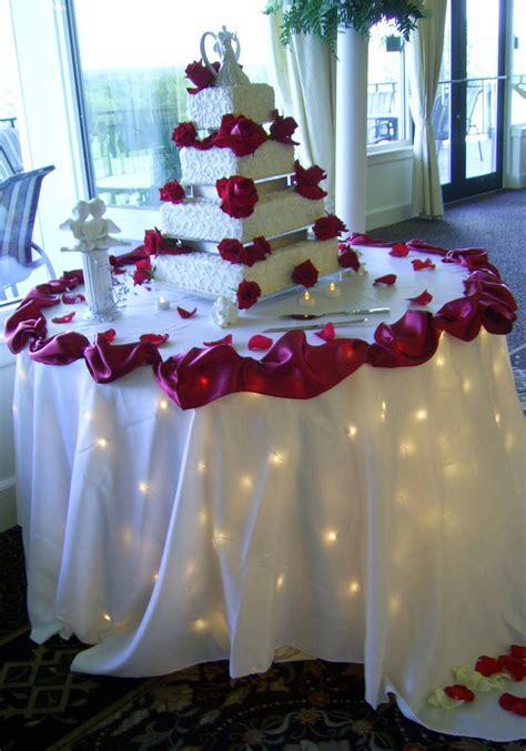 diy wedding cake table decoration ideas mrs purple the diy wedding for a on a budget