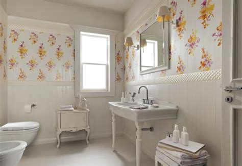 traditional bathroom designs white floral traditional bathroom interior design ideas