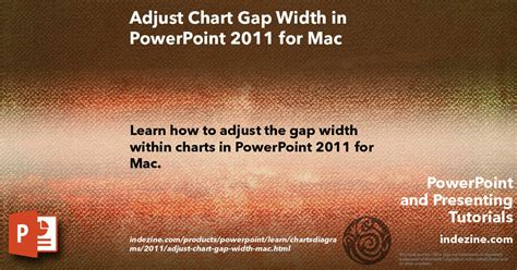 slide transitions in powerpoint 2011 for mac adjust chart gap width in powerpoint 2011 for mac