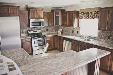 manufactured homes kitchen dorado mobile homes deer valley doublewide home kitchen