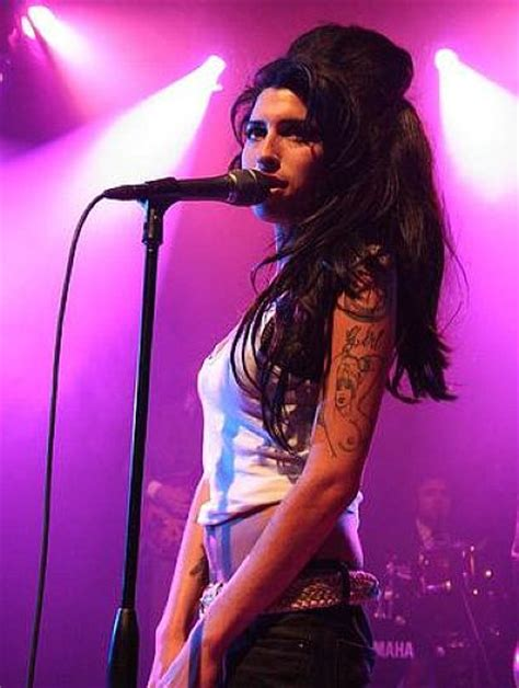 Winehouse May Quit To Be A by Winehouse Our Day Will Come Unreleased
