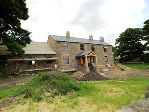 farm house renovation farmhouse renovation old cassop 169 robert graham geograph britain and ireland