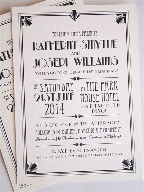 1930s wedding invitation wording 25 best ideas about 1930s wedding on 1930s