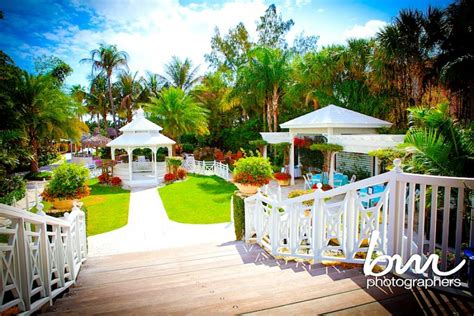 Wedding Venues Miami place for wedding outside in south miami florida best