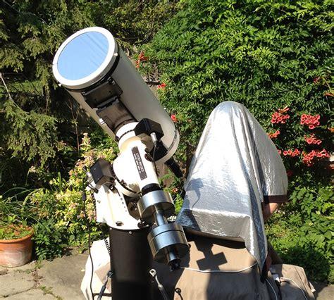 backyard astronomer alan friedman sun photography 7